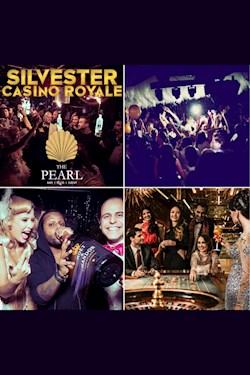 The Pearl Berlin Casino Royale Silvester 2016 / 17