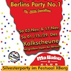 Kalkscheune Berlin Ma Baker Party