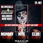 Maxxim Berlin Die offizielle JAM FM Halloweenparty