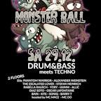 Der Weiße Hase Berlin Monster Ball