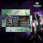 Club Weekend Berlin 9Ties Hip Hop & RnB I Loft & Rooftop