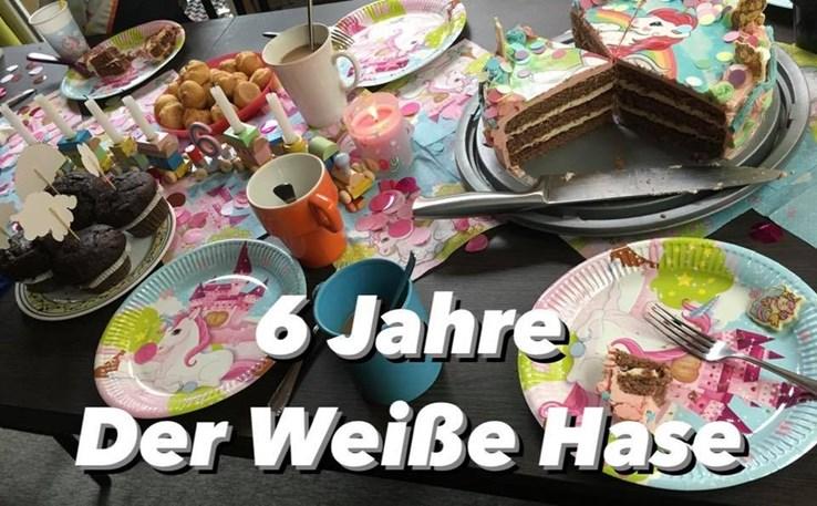 Der Weiße Hase Berlin Eventflyer #2 vom 19.06.2021