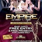 """Empire Berlin Hip Hop Empire """"Ladies Night"""""""