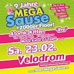 Velodrom Berlin Die Mega Sause mit den Atomic Kitten