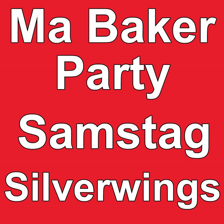 SilverWings Berlin Eventflyer #1 vom 18.09.2021