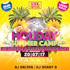 "Maxxim Berlin XXL presents. Holiday Summer Camp - ""Berlins offizielle Sommerferien Opening Party"""