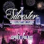 Spreepalais Alexanderplatz Berlin Silvester Deluxe auf 4 Floors im Spreepalais am Alexanderplatz in Berlin