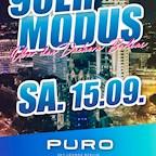 Puro Berlin 90er Modus – Über den Dächern Berlins