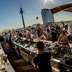 House of Weekend Berlin Monday Mood * Rooftop Bar