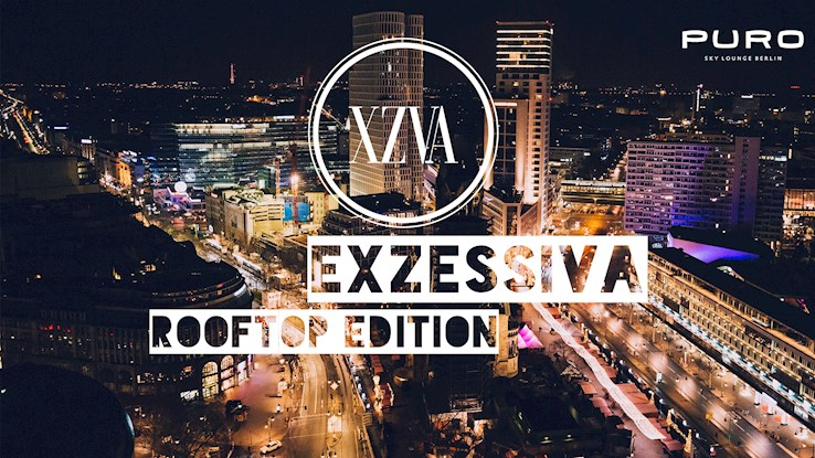 Puro 01.02.2020 Exzessiva I Rooftop Edition