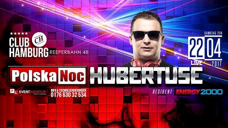 Club Hamburg  Eventflyer #1 vom 22.04.2017