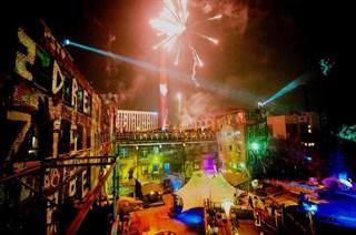 Kater Blau Berlin Eventflyer #1 vom 31.12.2012