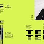 Club Weekend Berlin Fifteen 15th Floor - Hip Hop Friday