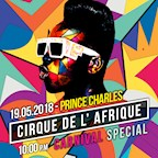 Prince Charles Berlin Cirque de l'Afrique - Carnival Special