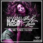 Maxxim Berlin Black - Friday - Black Latin - Edition