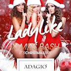 Adagio Berlin Ladylike! X-Mas Bash (we know what girls want)