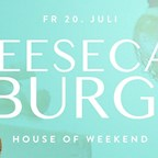 House of Weekend Berlin Cheesecake & Burger - Open Air & Rooftop - Hip Hop Edition