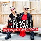 Maxxim Berlin Black Friday - jung brutal & gutaussehend