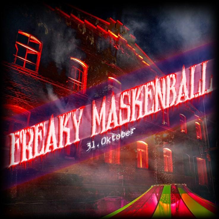 Sisyphos 31.10.2020 Freaky Maskenball