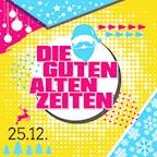 Pirates Berlin Die Guten Alten Zeiten - 90er & 2000er Party (X-Mas Special)