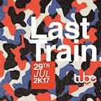 Tube Station Berlin Last Train - Tube Station Closing