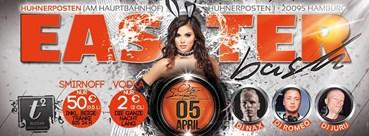 Hühnerposten Hamburg Eventflyer #1 vom 05.04.2015