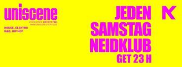 Neidklub 25.10.2014 Uniscene @ Neidklub / Diskokontakt³