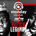 Maxxim Berlin Monday Nite Club - Black Legends