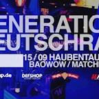 Haubentaucher Berlin Generation Deutschrap - von der Straße in die Clubs