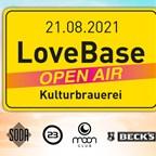 Kulturbrauerei Berlin LoveBase Open Air - limited edition