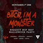 ASeven Berlin B*tch, I'm a Monster [Halloween Party]