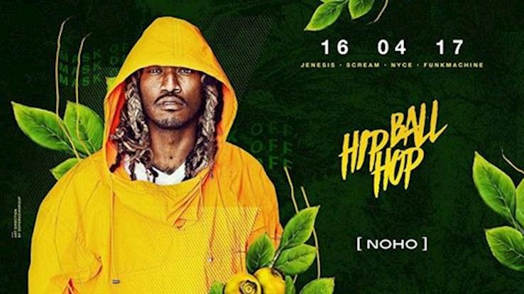 NOHO Hamburg Eventflyer #1 vom 16.04.2017