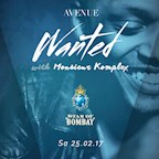 Avenue Berlin Wanted by Bombay Sapphire | Monsieur Komplex (Paris Hip Hop Mash Up)