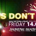 Badehaus Berlin Hits don't lie - 2000s Hits Party on 2 Floors