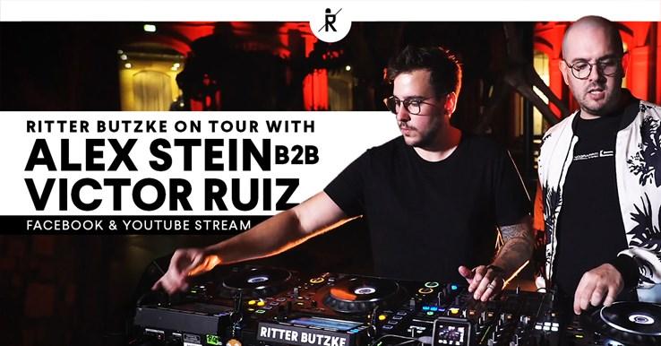Ritter Butzke 26.11.2020 Ritter Butzke on tour w/ Alex Stein B2B Victor Ruiz