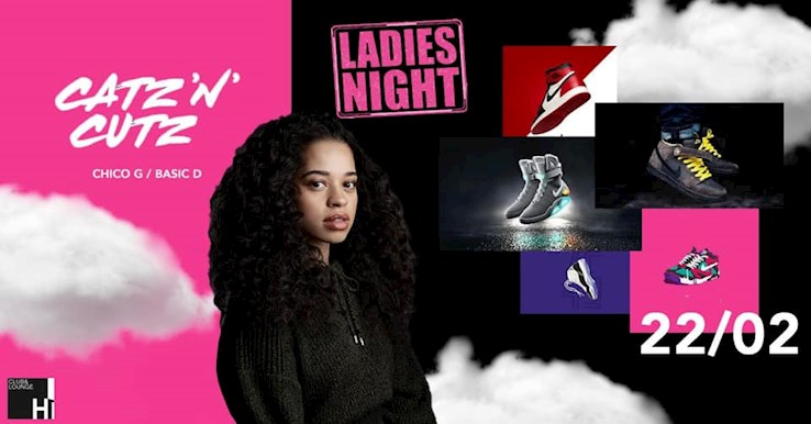 H1 Club & Lounge 22.02.2019 Catz'n'cutz 02 - Ladies Night