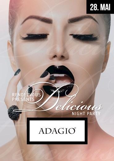 Adagio 28.05.2016 Rendezvous presents Deluxe Night Party