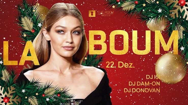 The Room Hamburg Eventflyer #1 vom 22.12.2017