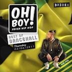 Bricks Berlin Oh Boy - Fresh Hip Hop - Best of Dancehall