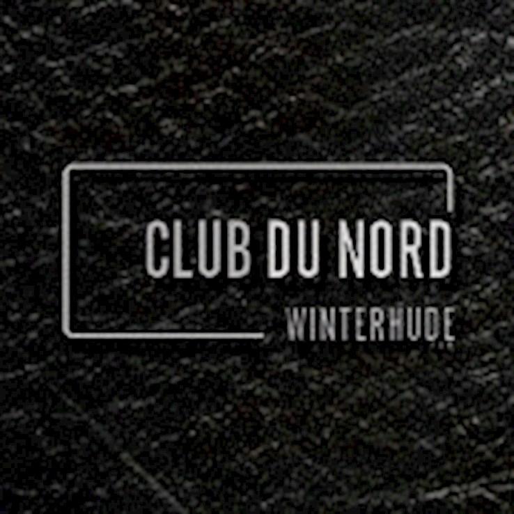 Club Du Nord Hamburg Eventflyer #1 vom 14.04.2017