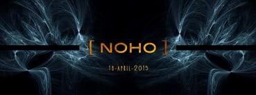 NOHO Hamburg Eventflyer #1 vom 18.04.2015