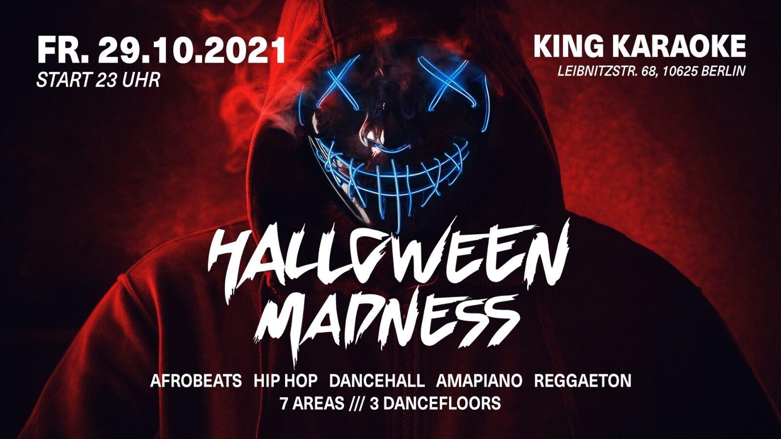 King Karaoke Bar  29.10.2021 Halloween Madness
