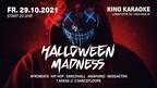 King Karaoke Berlin Halloween Madness