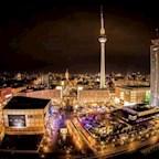 House of Weekend Berlin Full Moon Rooftop Party.
