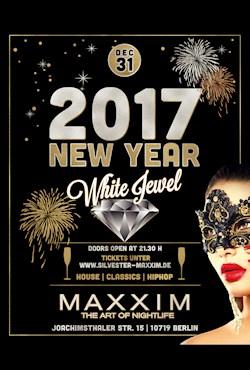 Maxxim Berlin Maxxim - New Year White Jewel