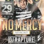 Adagio Berlin No Mercy – Grand Opening Special Guest DJ Rapture