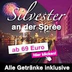 Spreespeicher Berlin Silvester an der Spree 2017/2018 im Spreespeicher Berlin