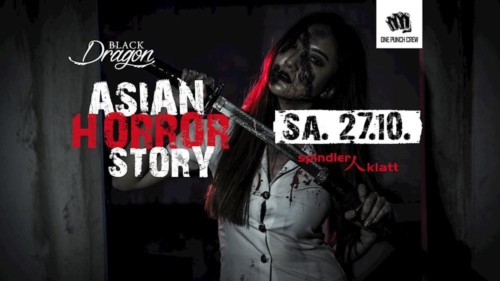 Spindler & Klatt Berlin Black Dragon Halloween- Asian Horror Story