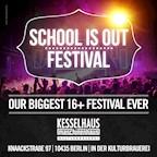 Kesselhaus Berlin Mega School is out Festival