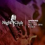 Bricks Berlin Night Club Live - Opening - LiveMusicClubbing